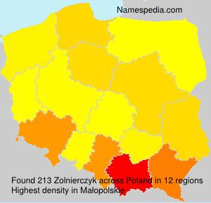 Zolnierczyk - Poland