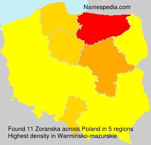 Zoranska