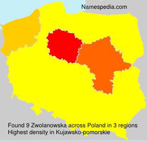 Zwolanowska