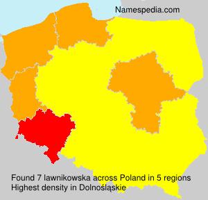 lawnikowska