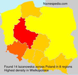lazanowska