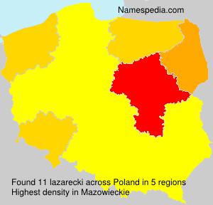 lazarecki