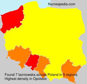 lazniowska