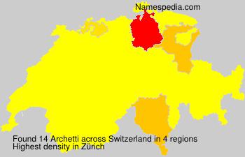 Archetti