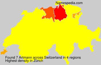 Artmann - Switzerland