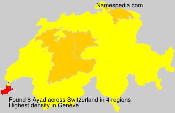 Ayad - Switzerland