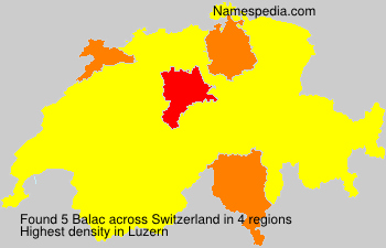 Balac - Switzerland