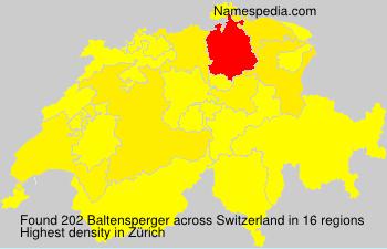 Baltensperger