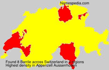 Barrile - Switzerland