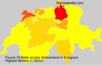 Belle - Switzerland