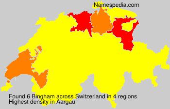 Bingham - Switzerland