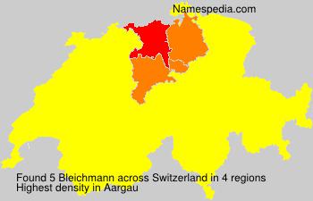 Bleichmann