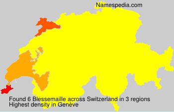 Blessemaille - Switzerland