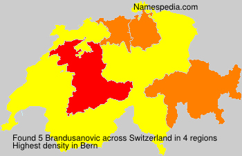 Brandusanovic
