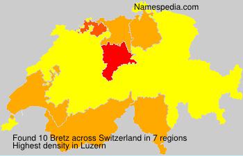 Bretz - Switzerland