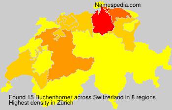 Buchenhorner