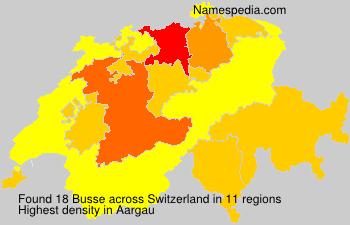 Busse - Switzerland