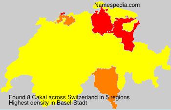 Cakal