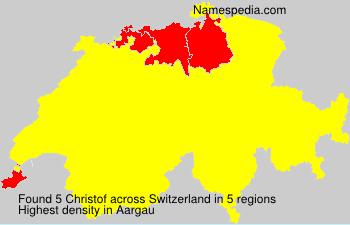 Christof - Switzerland