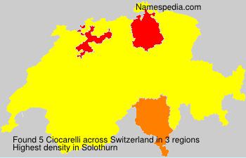 Ciocarelli