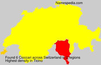 Cioccari