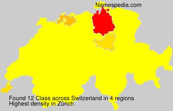 Class - Switzerland