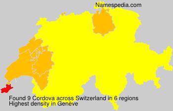 Cordova - Switzerland