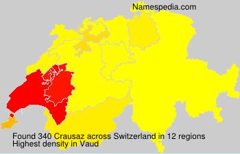 Crausaz