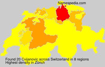 Cvijanovic - Switzerland