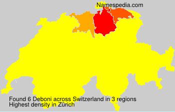 Deboni