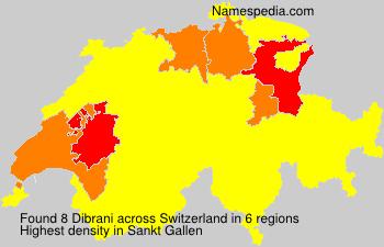Dibrani - Switzerland