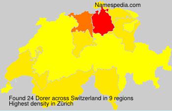 Dorer - Switzerland