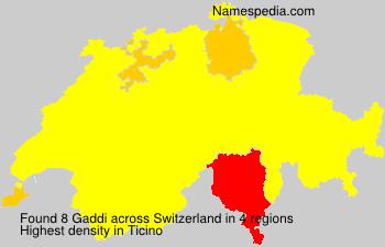 Gaddi