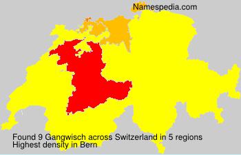 Gangwisch