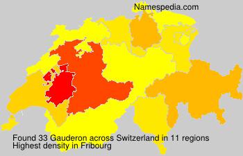 Gauderon