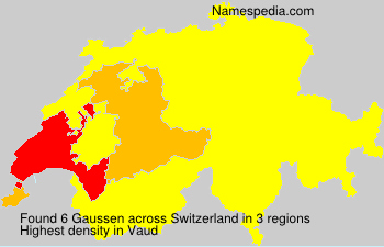 Gaussen