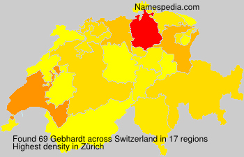 Gebhardt - Switzerland
