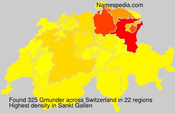 Gmunder