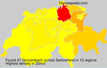 Gonzenbach