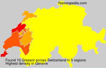 Gressot