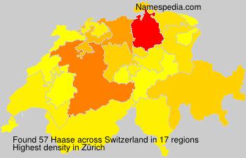 Haase - Switzerland