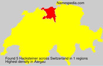 Hacksteiner