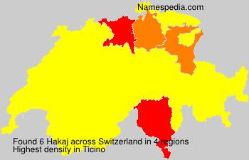 Hakaj - Switzerland