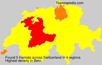 Hamida - Switzerland