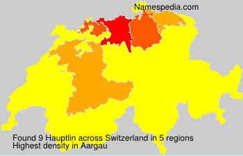 Hauptlin