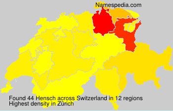 Hensch
