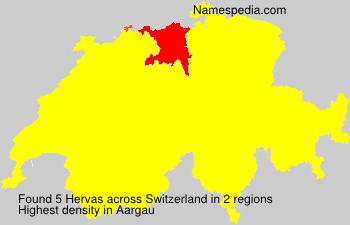 Hervas