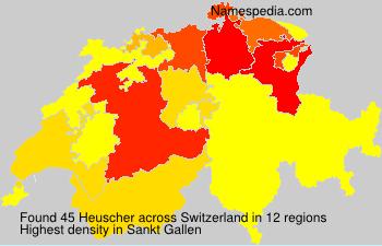 Heuscher