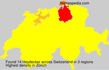 Heydecker