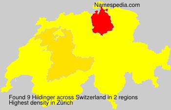 Hildinger